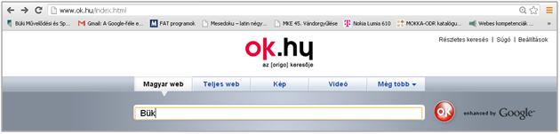 internetes kereső rendszerek)